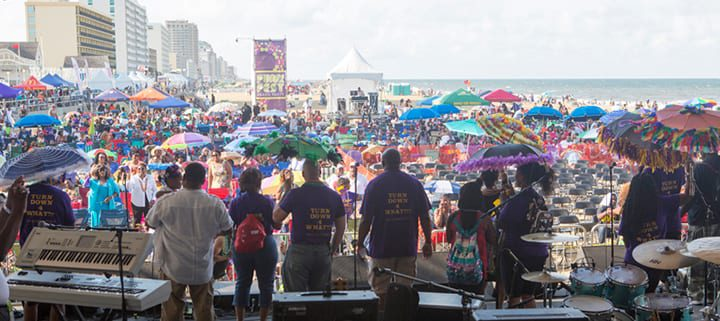 Virginia Beach hotel - events - FunkFest Beach Party