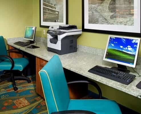 Virginia Beach hotel - Business Center