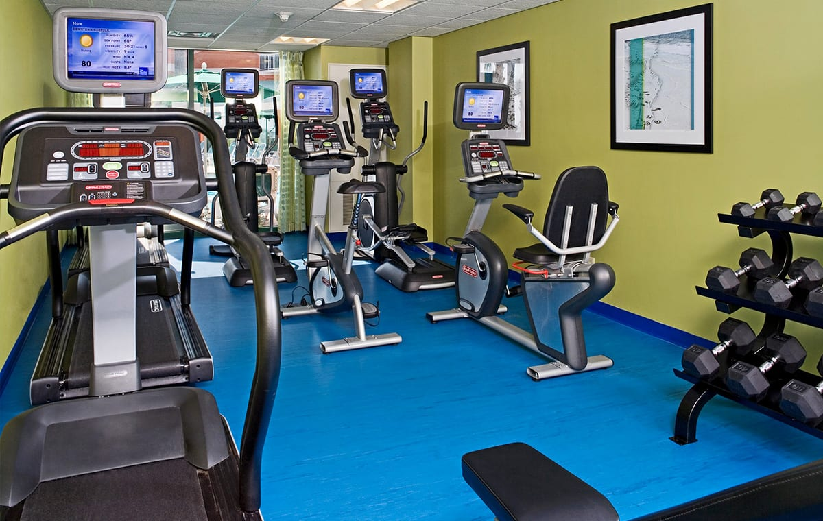 Virginia Beach hotel - fitness center