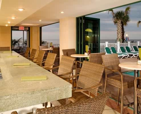 Virginia Beach hotel - The Square Whale restaurant