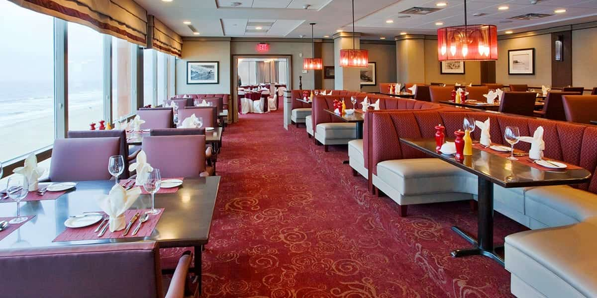 Virginia Beach hotel - Isle of Capri restaurant