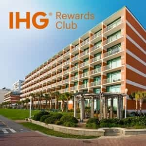 Virginia Beach hotel - 1000 Bonus Points Offer