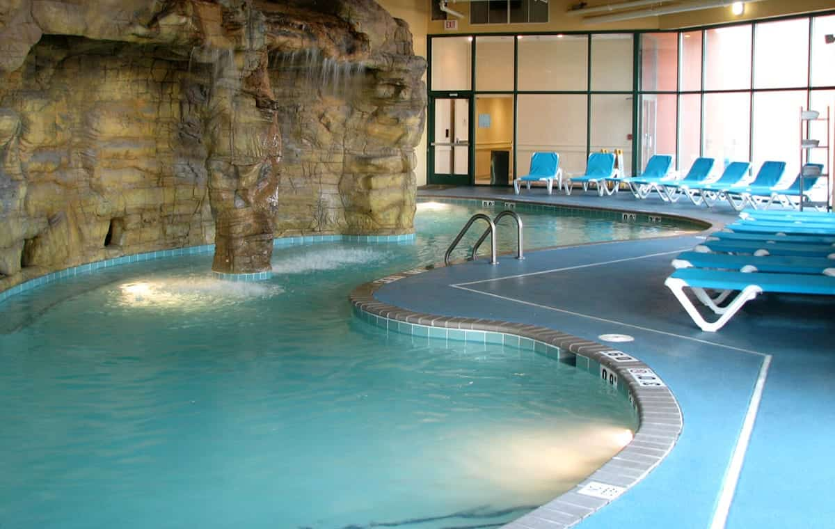 Virginia Beach hotel - indoor pool