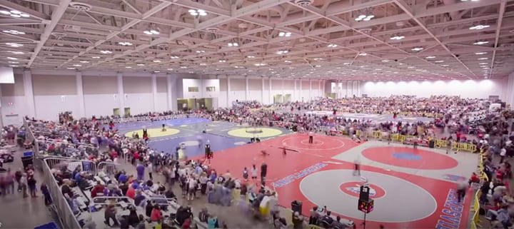 Virginia Beach hotel - events - NHSCA National Duals
