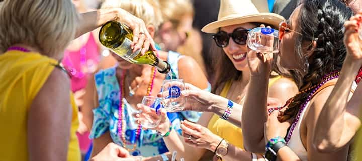 Virginia Beach hotel - events - Neptune Spring Wine and Food Festival