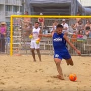 Virginia Beach hotel - events - North American Sand Soccer Championships