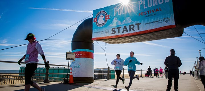 Virginia Beach hotel - events - Polar Plunge Festival