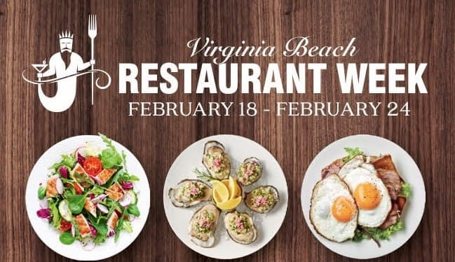 Virginia Beach Restaurant Week | Virginia Beach Oceanfront Hotel