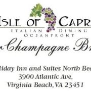 Egg Hunt & the Isle of Capri for an Amazing BOTTOMLESS Champagne Mimosa Brunch