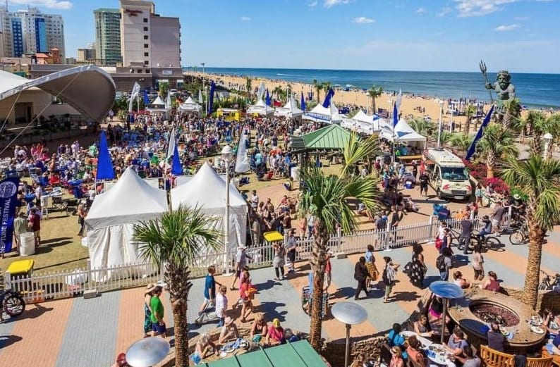 Virginia Beach Upcoming Events for May