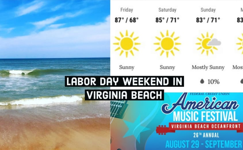 Virginia Beach Oceanfront Hotel -Special - Events Labor Day