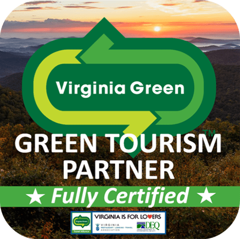 Virginia Green - Green Tourism Partner