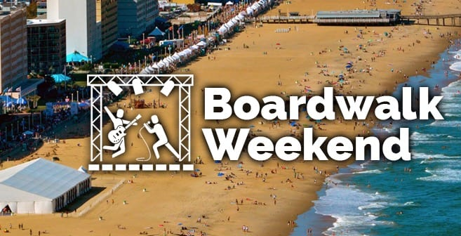 Neptune Festival Boardwalk Weekend features daily concerts, an Art & Craft Show on the boardwalk, the family fun zone, and the world-renowned international sculptors at Neptune's International Sandsculpting Championship.
