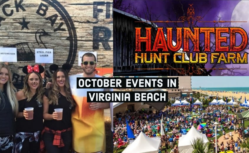 Virginia Beach Oceanfront Hotel -Special - October Events