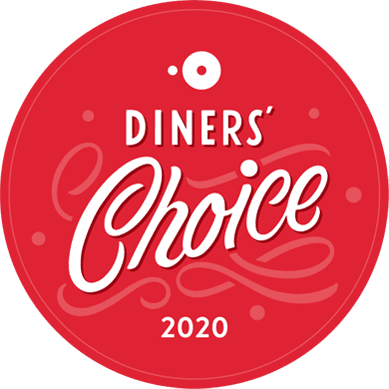 Isle of Capri reservations - OpenTable Diners Choice Award