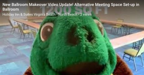 Iconic Oceanfront Venues for Weddings, Events & Meetings in Virginia Beach.