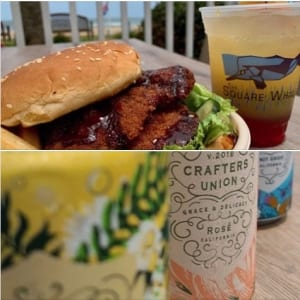 The Square Whale is Open for Patio Dining - virginia beach oceanfront restaurants