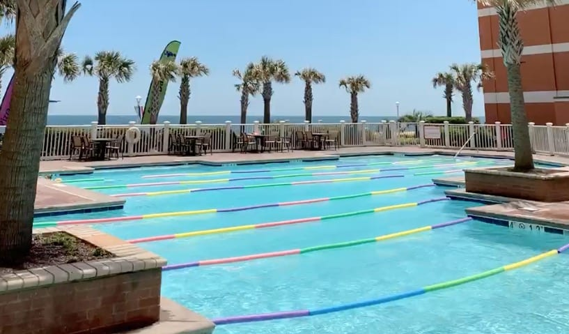 Virginia Beach Hotels with Oceanfront Pool