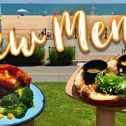 The Square Whale is Open for Patio Dining - virginia beach oceanfront restaurants - NEW MENU