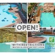 Virginia Beach Oceanfront Hotel - Pools Open