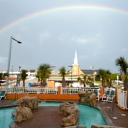 Holiday Inn and Suites - Virginia Beach oceanfront hotel special - No Fear of Cancellations package