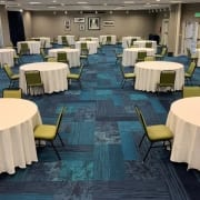 Holiday Inn and Suites - Virginia Beach oceanfront hotel special - Ballroom Renovation Promotion