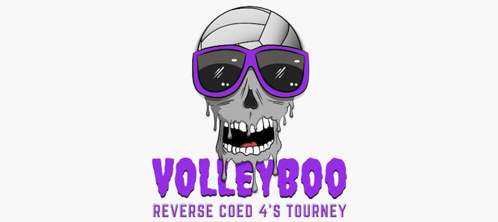 Virginia Beach Sports Center event - Halloween VolleyBOO Volleyball Tournament