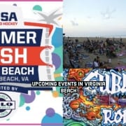 Oceanfront hotel in Virginia Beach events