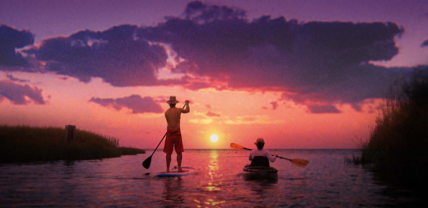 Outer Banks Kayak & SUP Tours • Nat Geo's Top Adventures - #1 Rated